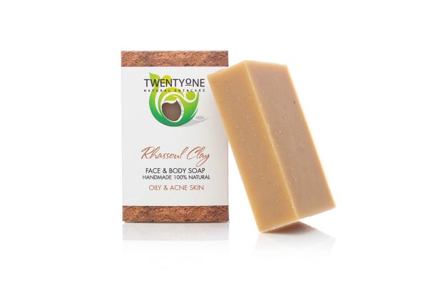 Rhassoul soap