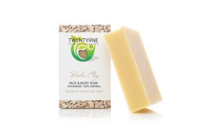 Kaolin Clay Soap | Sensitive mature skin
